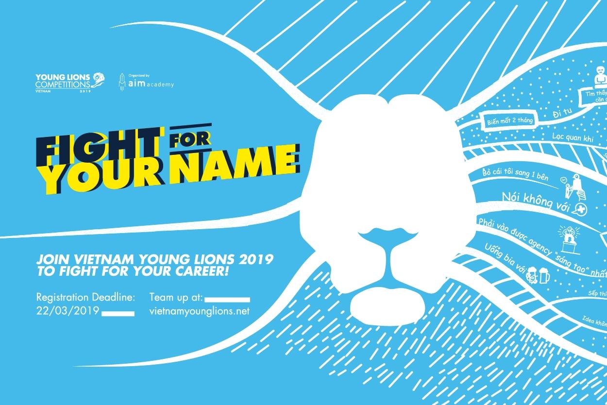 Cuộc thi Vietnam Young Lion 2019