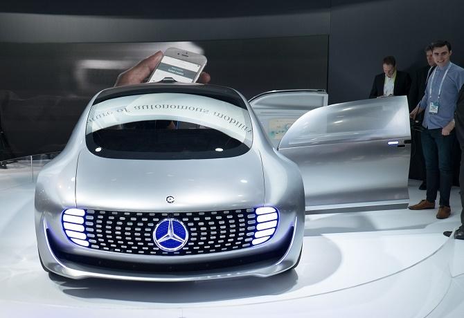 Mercedes F105