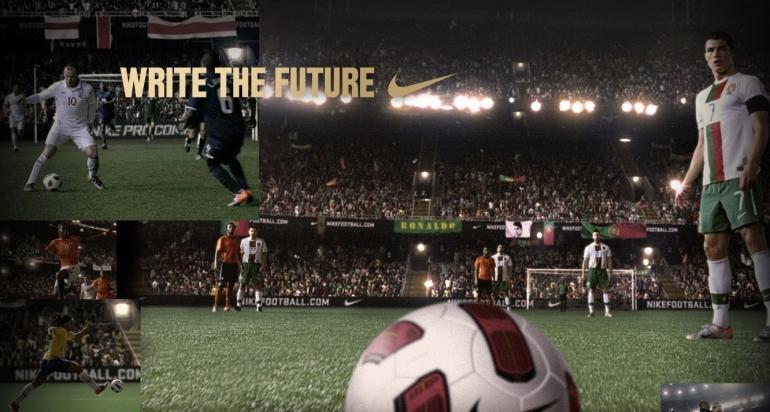 [Case Study] Chiến dịch Marketing Nike - Write the Future (2010)