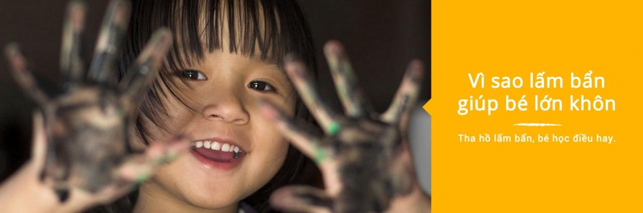 """OMO """"Dirt is Good"""": Giá trị của sự lấm bẩn (Phần 1)"""