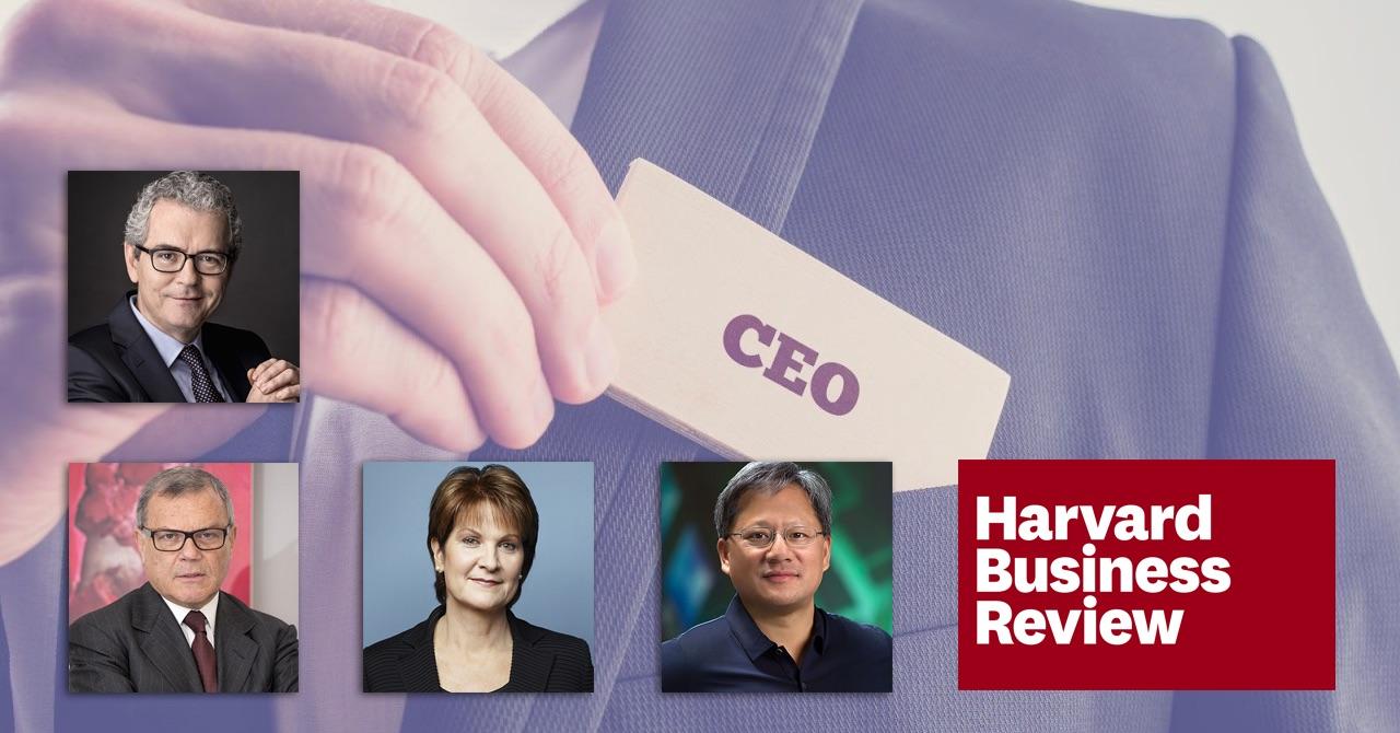 Những CEO xuất sắc nhất thế giới năm 2017