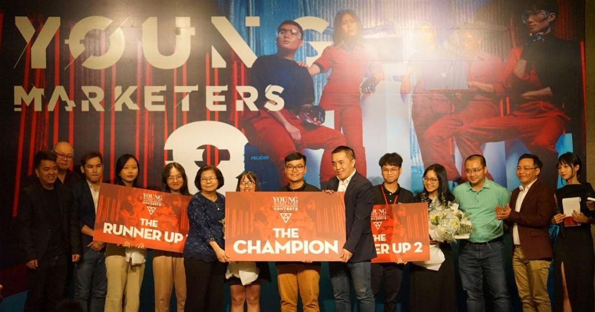 """Chung kết đầy cảm hứng của Young Marketers 8: Câu trả lời """"làm từ"""" hy vọng Việt Nam"""