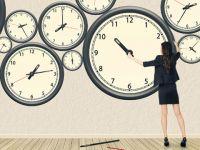 Những sai lầm trong quản lý thời gian