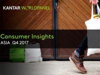 Báo cáo Consumer Insights Asia quý 4/2017