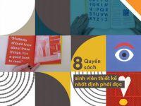 8 quyển sách dành cho sinh viên thiết kế