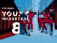 Young Marketers 8 công bố Giải thưởng, Thể lệ và Đề thi Vòng loại