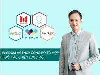 """Wisdom Agency công bố tổ hợp 4 đối tác chiến lược mới: Xu hướng """"cộng sinh"""" để tăng trưởng"""