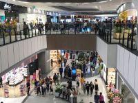 Bán lẻ đổ xô vào trung tâm thương mại sau đại dịch