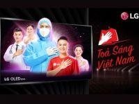 """LG lan toả thông điệp """"Toả sáng Việt Nam"""""""
