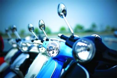 Thị trường xe máy: Ngày bão hòa đã đến