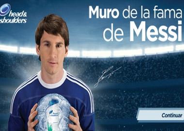 Head & Shoulders và chiến dịch marketing Messi - Cái đầu lạnh