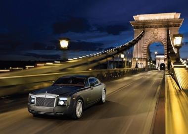 Rolls-Royce và kế hoạch trăm chiếc