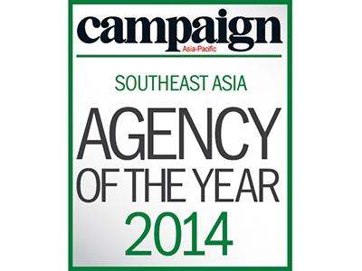 Công bố Agency of The Year tại Việt Nam và Đông Nam Á năm 2014