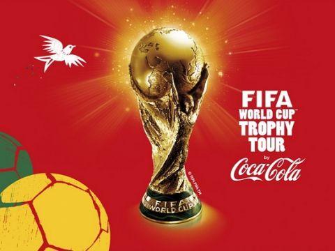 Coca Cola - Hành trình đưa cúp vàng World Cup đến Việt Nam