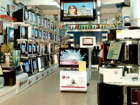 Kinh doanh điện máy: Những nhân tố mới