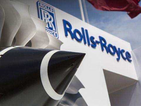 Khi động cơ Rolls-Royce khựng lại