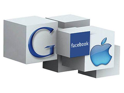 Đại chiến Apple vs Google vs Facebook: Đường sống nào cho các website?