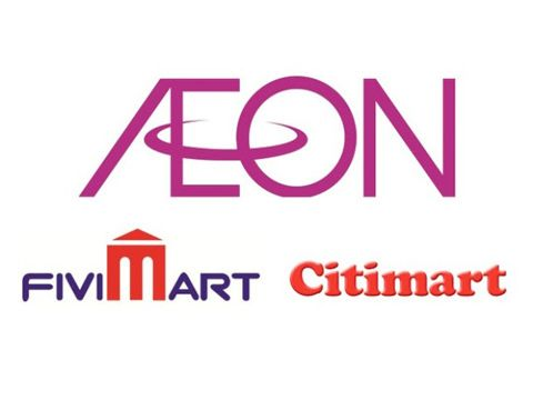 Aeon mua 30% cổ phần của Fivimart và 49% cổ phần của Citimart
