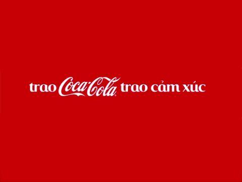 Coca-Cola cùng Happiness nhân rộng niềm hạnh phúc
