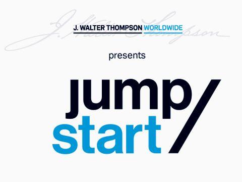 """J. Walter Thompson khởi động chương trình tài năng toàn cầu """"Jump/Start"""""""