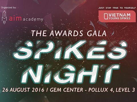 Công bố shortlist Vietnam Young Spikes 2016