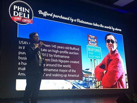 Phạm Đình Nguyên và câu chuyện về PhinDeli tại The ASEAN Marketing Summit (AMS)