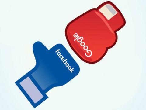 Google và Facebook vẫn đối đầu nhau trong kế hoạch 10 năm tới