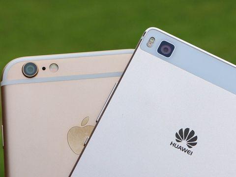 Huawei sẽ vượt Apple?