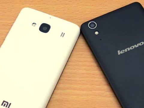 Lenovo và Xiaomi bị đánh bật khỏi top 5 nhà sản xuất smartphone