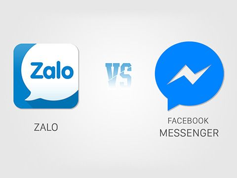 """Zalo vs Facebook Messenger: Khi OTT nội đối đầu với ông lớn """"ngoại"""""""