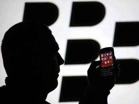 Hệ điều hành của BlackBerry gần như đã chết