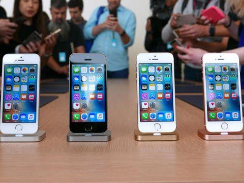 Apple thu lợi nhuận gấp 5,4 lần so với Samsung Mobile trong năm 2016