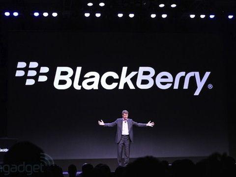 BlackBerry bất ngờ vượt mức kỳ vọng của các nhà đầu tư