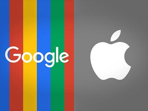 9 lĩnh vực Apple so găng cùng Google