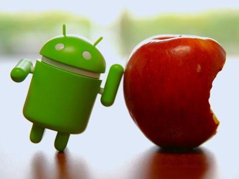 Apple có nên lo lắng trước đà thăng tiến của Google?
