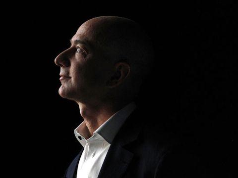 Jeff Bezos – gã doanh nhân thông minh nhất thế giới