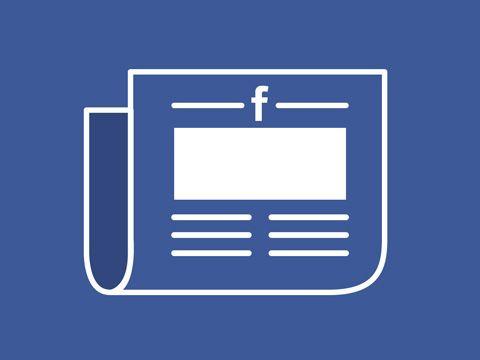 Các hãng tin lo ngại kế hoạch chia đôi News Feed của Facebook