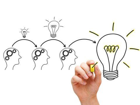 Từng bước xây dựng ý tưởng tốt hơn