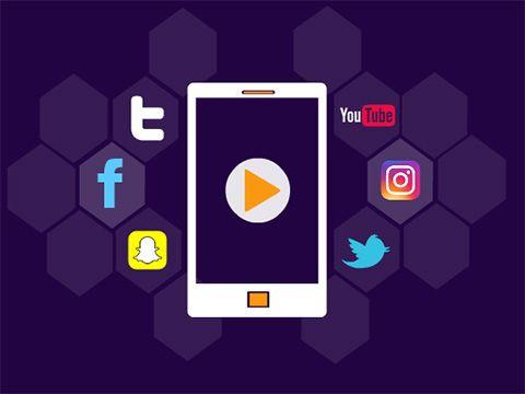 Video trên mạng xã hội: ồ ạt hay nhỏ giọt?