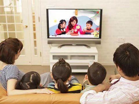 Người Việt xem truyền hình bao nhiêu giờ mỗi ngày?