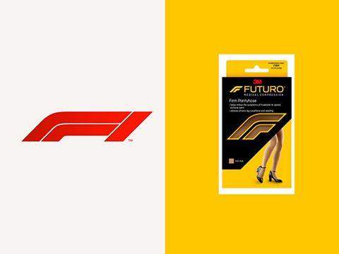 F1 có thể phải ngừng sử dụng Logo mới vì sự tương đồng với thương hiệu của 3M