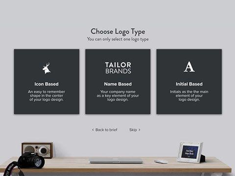 Tailor Brands: Khi robot thiết kế thương hiệu