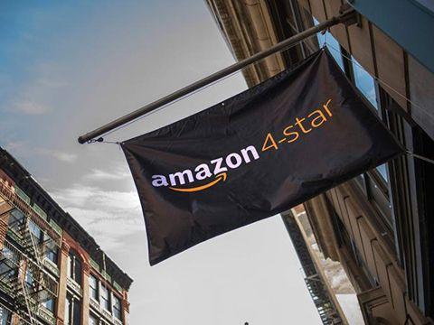 """Amazon 4-Star, cửa hàng chỉ bán đồ """"4 sao"""" của Amazon có gì lạ?"""