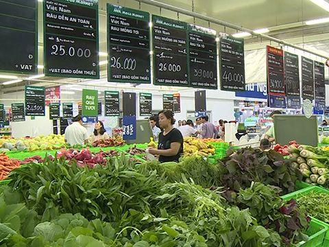Người Việt chi cho thực phẩm tươi gấp 3 lần hàng tiêu dùng nhanh