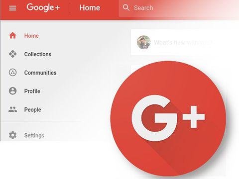 Mạng xã hội Google+ chính thức bị khai tử