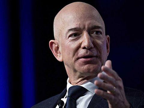 Xây dựng thương hiệu dễ dàng như Jeff Bezos