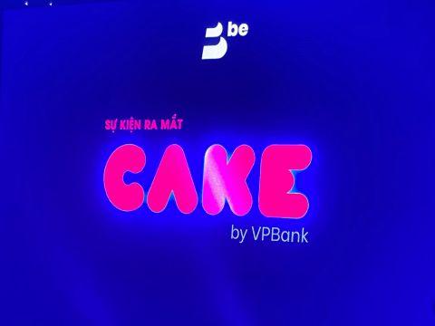 Be Group phối hợp cùng VPBank ra mắt ngân hàng số Cake