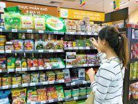Hình ảnh các cửa hàng tiện lợi đối với người tiêu dùng Việt