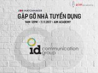 Các vị trí Intern cực hot tại ID Communication Group đang chờ bạn