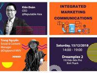 Mời tham dự sự kiện Integrated Marketing Communications